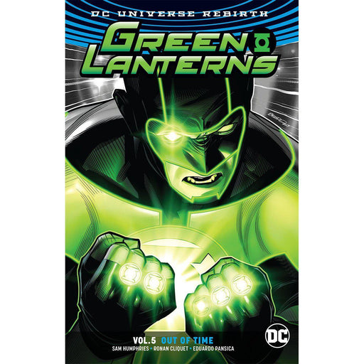 Green Lanterns TP Vol 05 Out Of Time Rebirth-Georgetown Comics