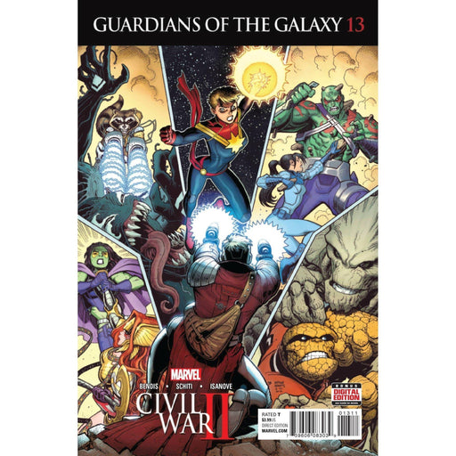 Guardians Of Galaxy #13-Georgetown Comics
