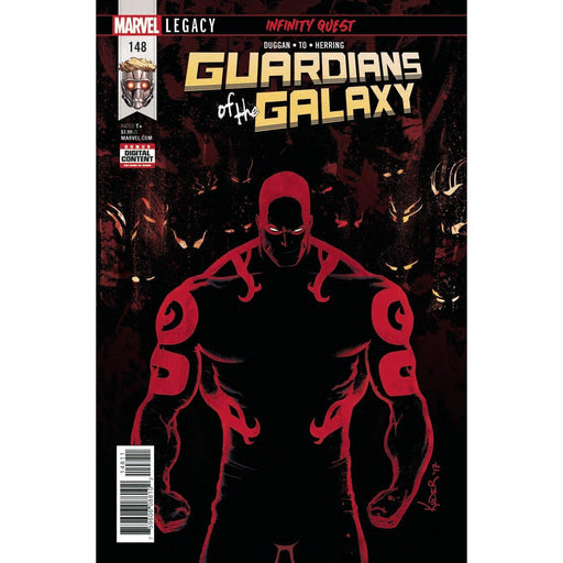 Guardians Of Galaxy #148 Legacy-Georgetown Comics