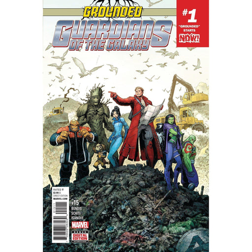 Guardians Of Galaxy #15 Now-Georgetown Comics