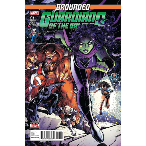 Guardians Of Galaxy #17-Georgetown Comics