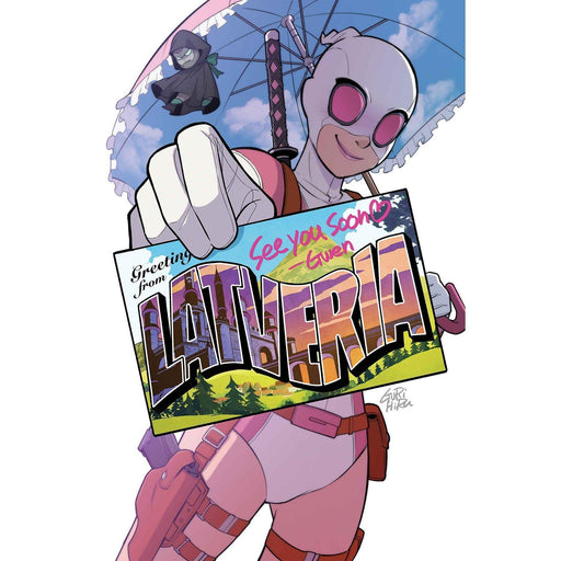 Gwenpool #22 Legacy-Georgetown Comics