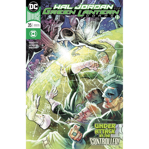 Hal Jordan and the Green Lantern Corps #35-Georgetown Comics