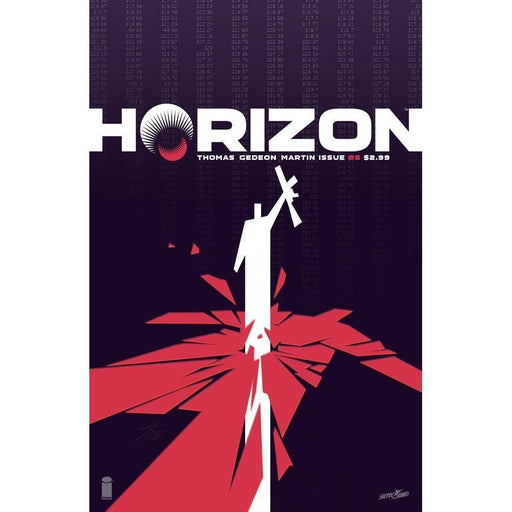 Horizon #5-Georgetown Comics