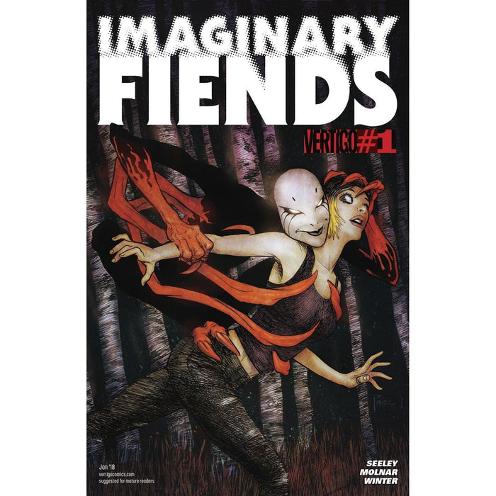 Imaginary Fiends #1 (Of 6)-Georgetown Comics