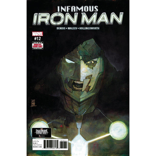 Infamous Iron Man #12-Georgetown Comics