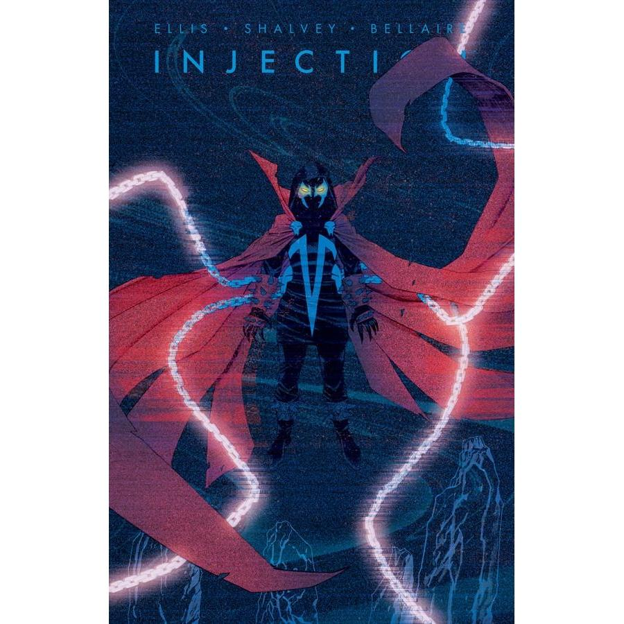 Injection #13 Cvr C Spawn Month Var-Georgetown Comics
