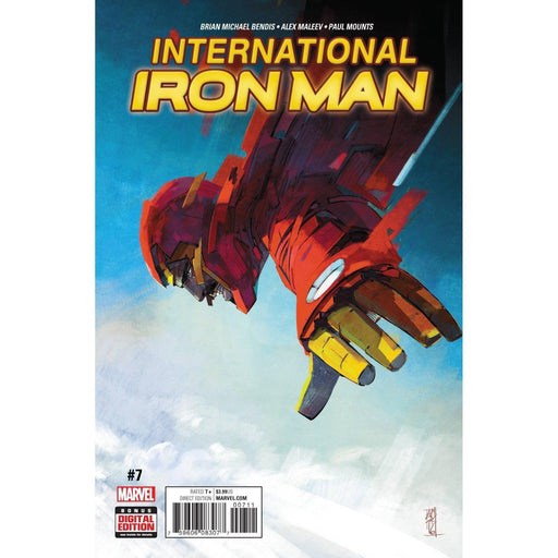International Iron Man #7-Georgetown Comics