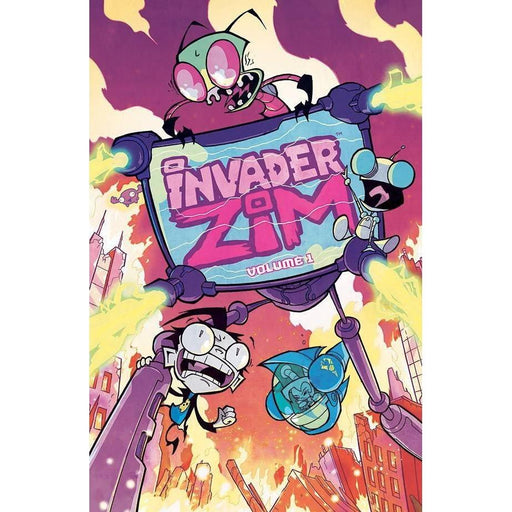 Invader Zim TP Vol 01-Georgetown Comics