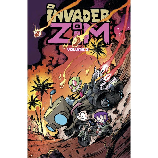 Invader Zim Tp Vol 02-Georgetown Comics