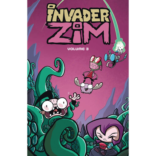 Invader Zim TP Vol 03-Georgetown Comics