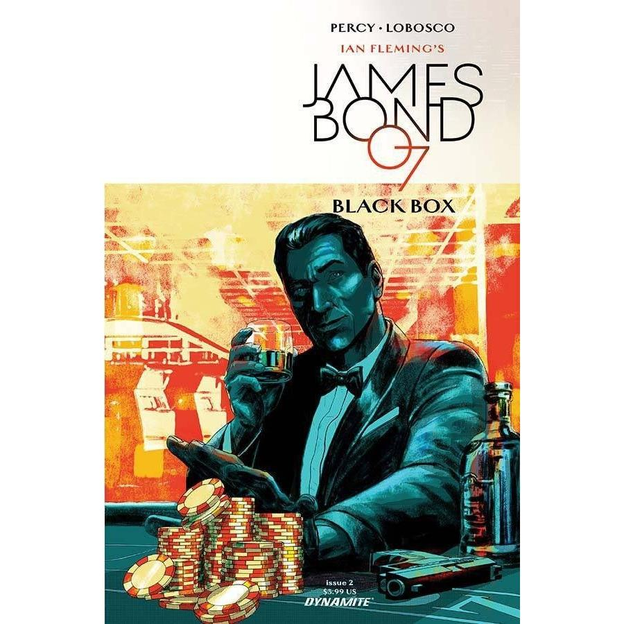 James Bond #2 Cvr B Masters-Georgetown Comics