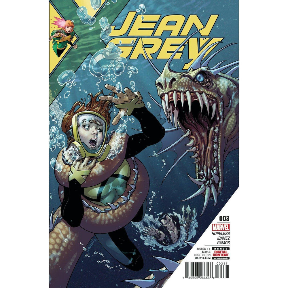 Jean Grey #3-Georgetown Comics