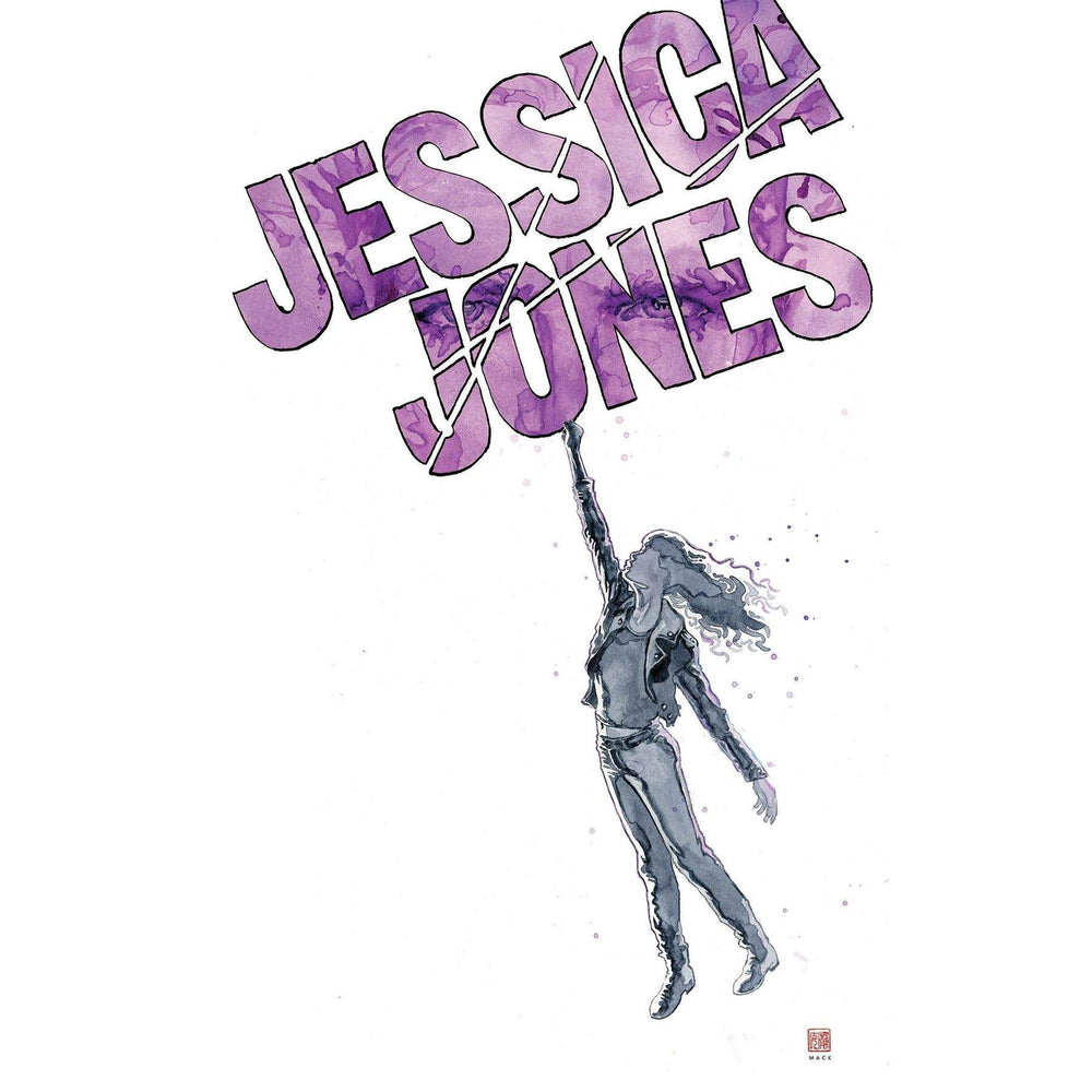 Jessica Jones #17 Legacy-Georgetown Comics