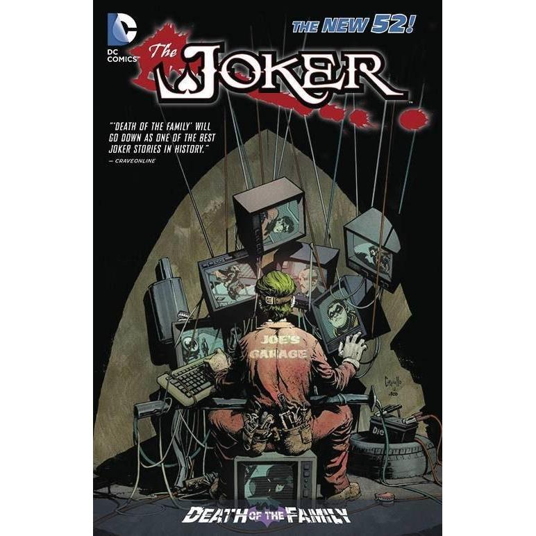 Joker Death Of The Family TP-Georgetown Comics