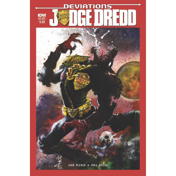 Judge Dredd Deviations-Georgetown Comics