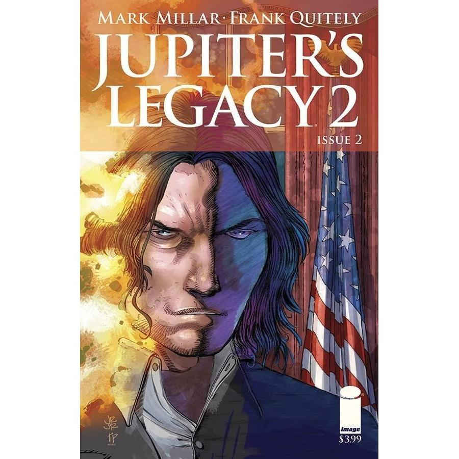 Jupiters Legacy Vol 2 #2 (Of 5) Cvr B Romita Jr-Georgetown Comics