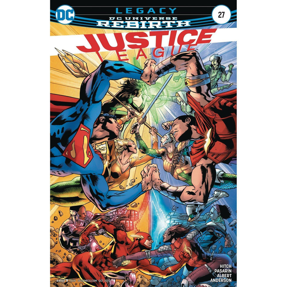 Justice League #27-Georgetown Comics