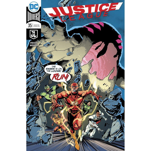 Justice League #35-Georgetown Comics