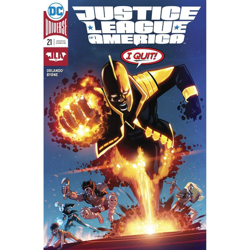 Justice League Of America #21-Georgetown Comics