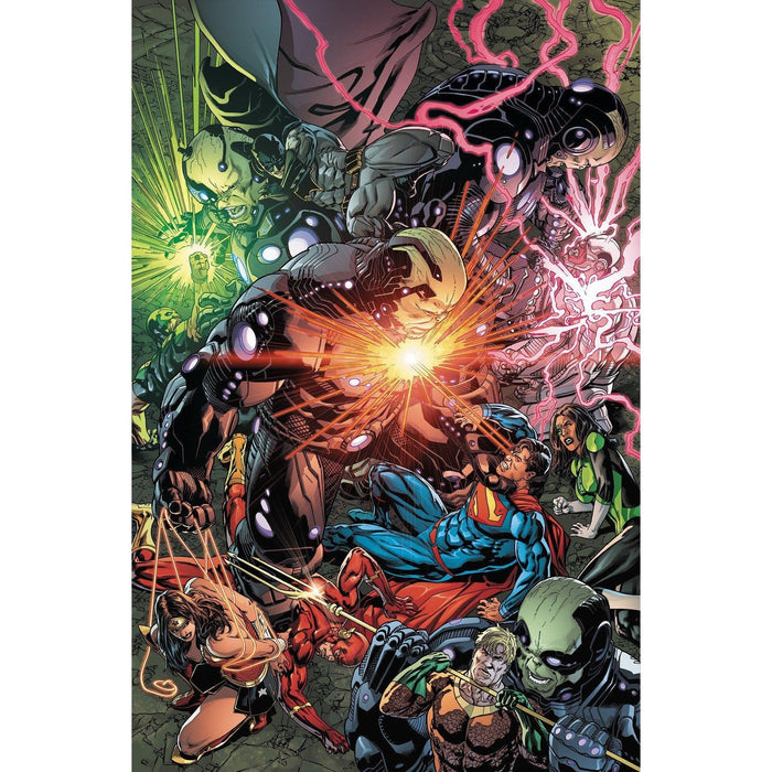 Justice League TP Vol 03 Timeless (Rebirth)-Georgetown Comics
