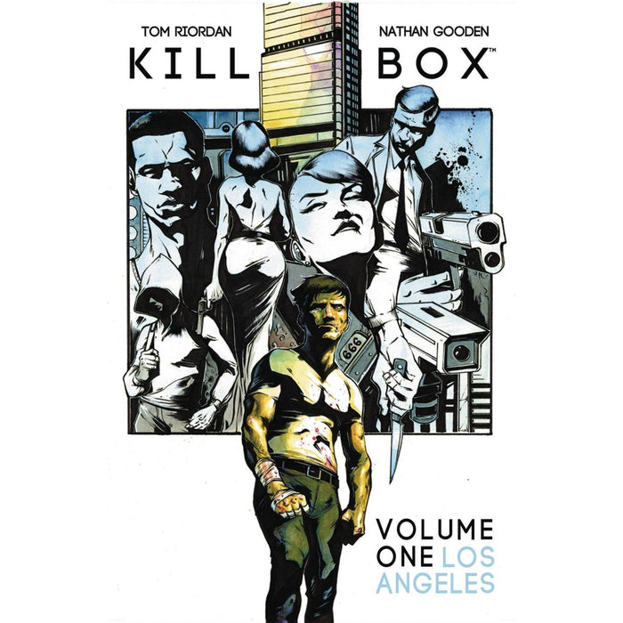 Killbox TP Vol 01 Los Angeles-Georgetown Comics