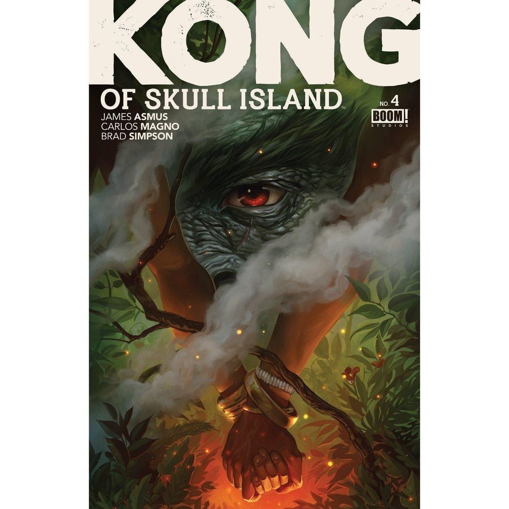 Kong Of Skull Island #4-Georgetown Comics