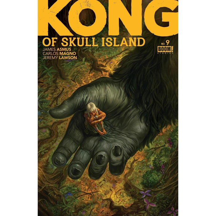 Kong Of Skull Island #9-Georgetown Comics