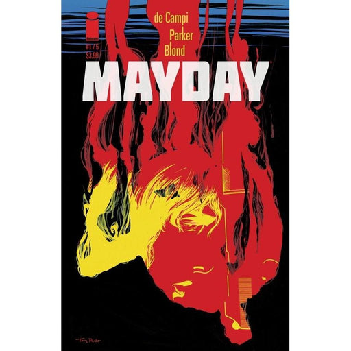 Mayday #1 (Of 5) Cvr B Parker (Mr)-Georgetown Comics