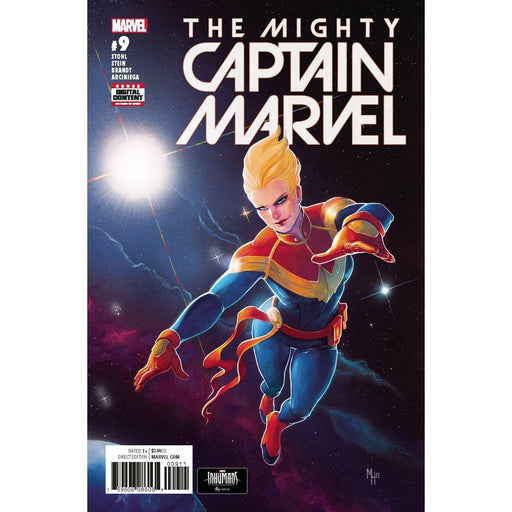 Mighty Captain Marvel #9-Georgetown Comics