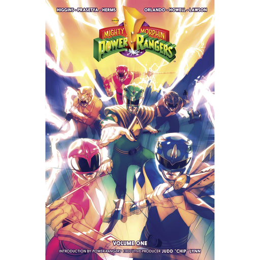 Mighty Morphin Power Rangers TP Vol 01-Georgetown Comics