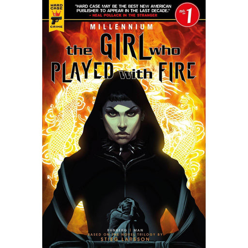 Millennium Girl Who Played With Fire #1 (Of 2) Cvr A Iannici-Georgetown Comics