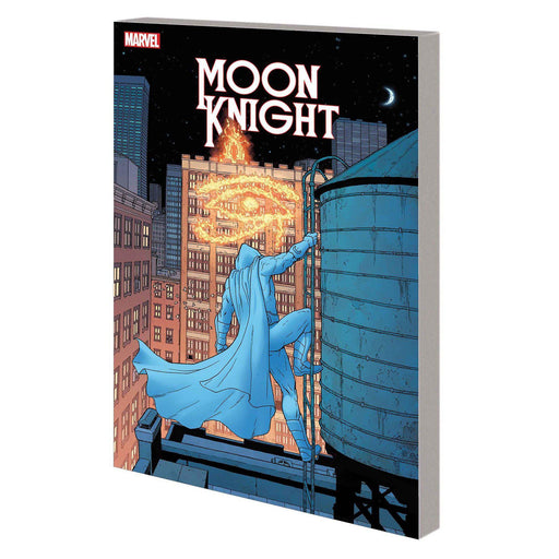 Moon Knight Legacy TP Vol 01 Crazy Runs In Family-Georgetown Comics