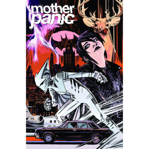 Mother Panic #1-Georgetown Comics