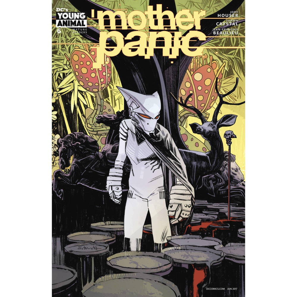 Mother Panic #6-Georgetown Comics