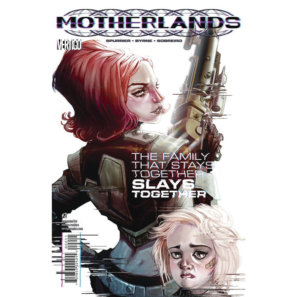 Motherlands #2 (Of 6)-Georgetown Comics