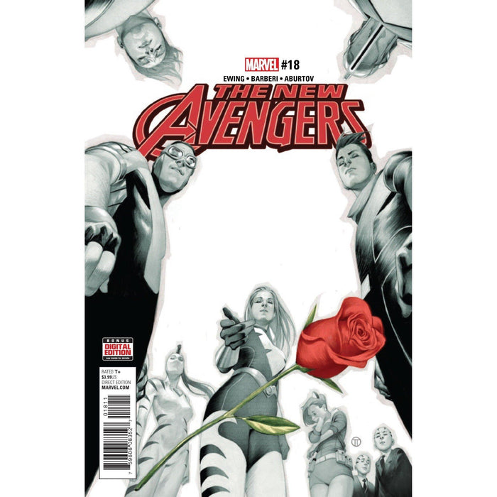 New Avengers #18-Georgetown Comics