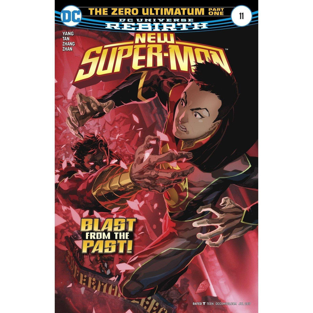 New Super Man #11-Georgetown Comics