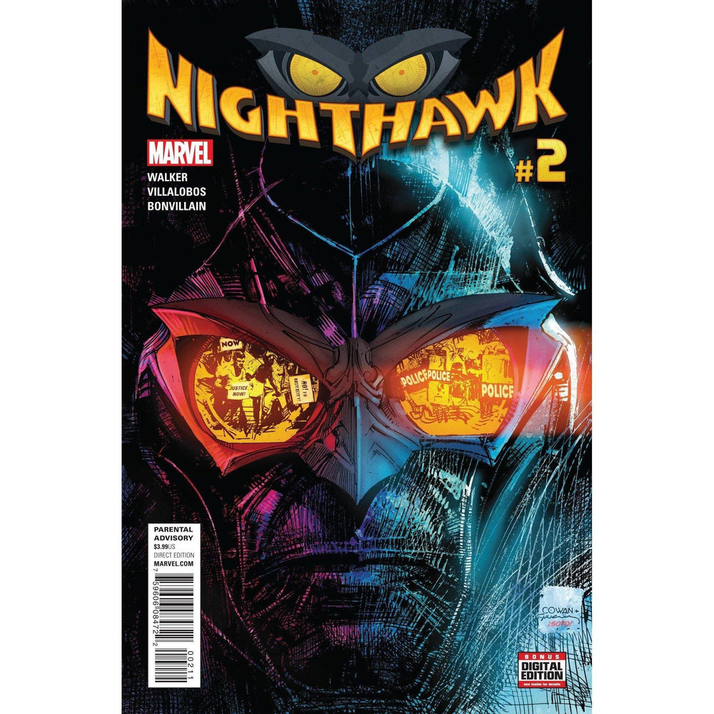 Nighthawk #2-Georgetown Comics