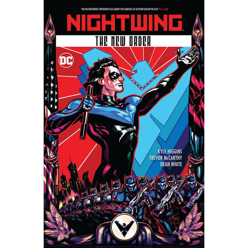 Nightwing The New Order TP-Georgetown Comics