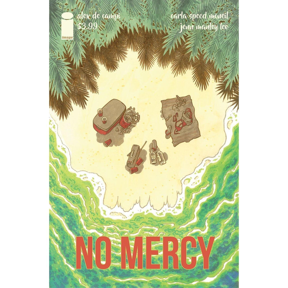 No Mercy #13 (MR)-Georgetown Comics