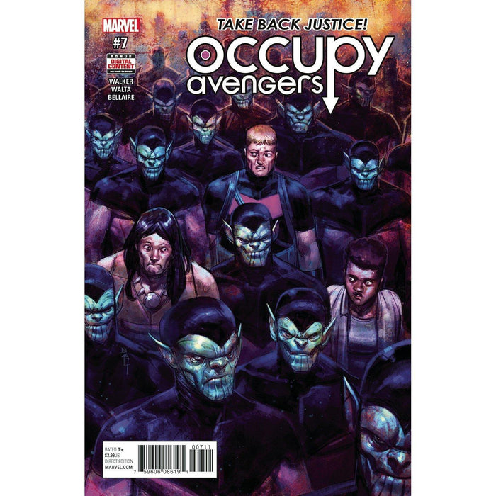 Occupy Avengers #7-Georgetown Comics