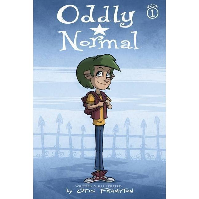 Oddly Normal TP Vol 01-Georgetown Comics
