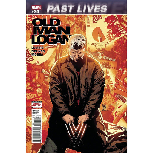 Old Man Logan #24-Georgetown Comics