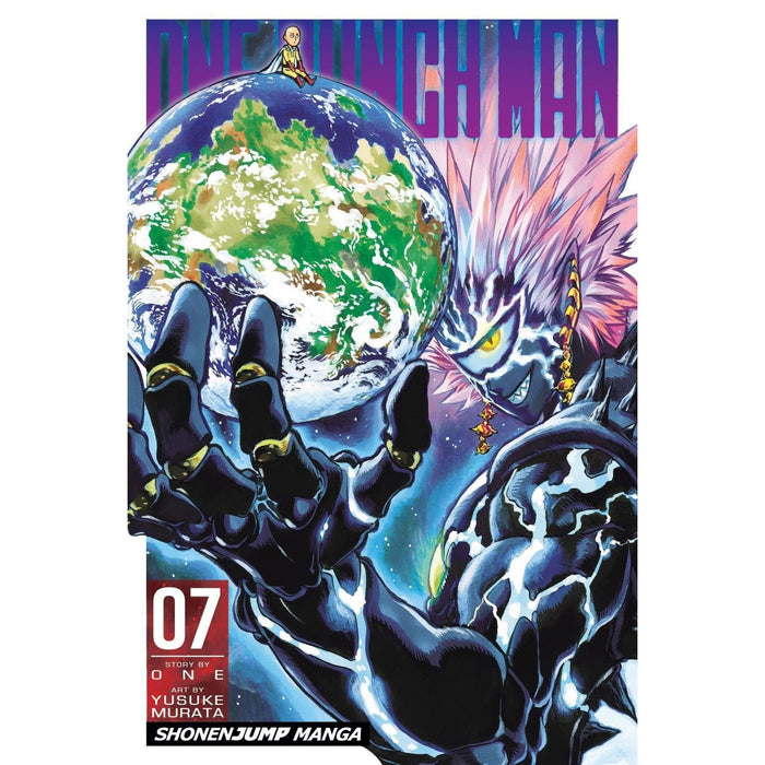One Punch Man GN Vol 07-Georgetown Comics