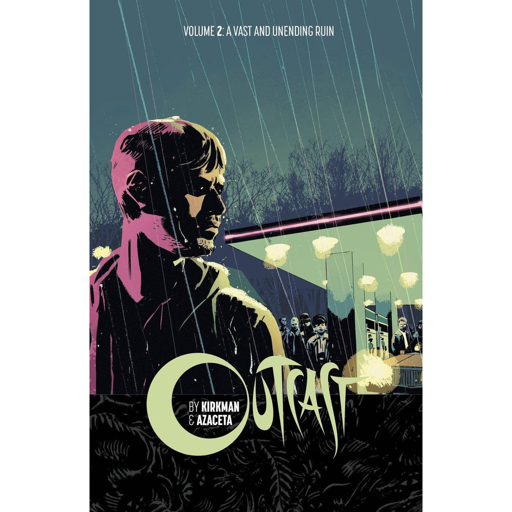 Outcast By Kirkman & Azaceta TP Vol 02-Georgetown Comics