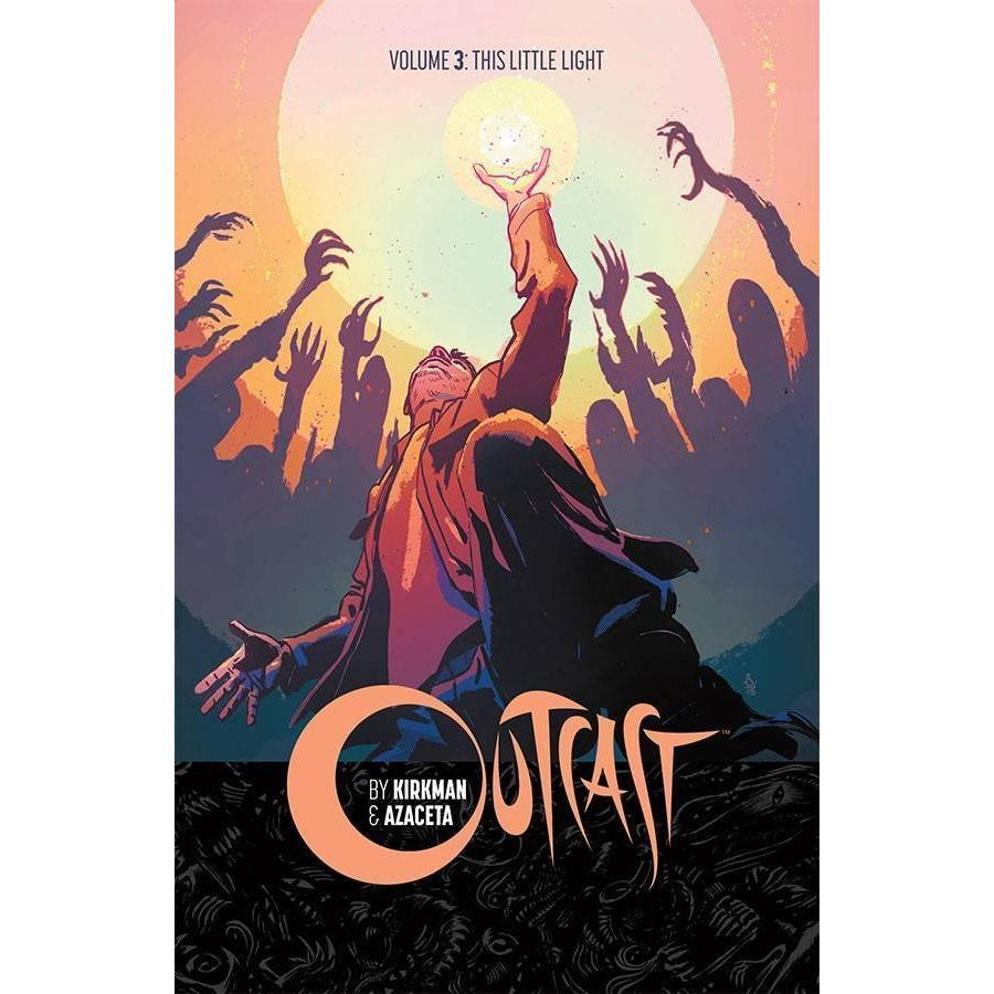 Outcast By Kirkman & Azaceta TP Vol 03 Little Light-Georgetown Comics