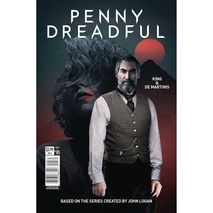 Penny Dreadful #3 Cvr B Photo-Georgetown Comics