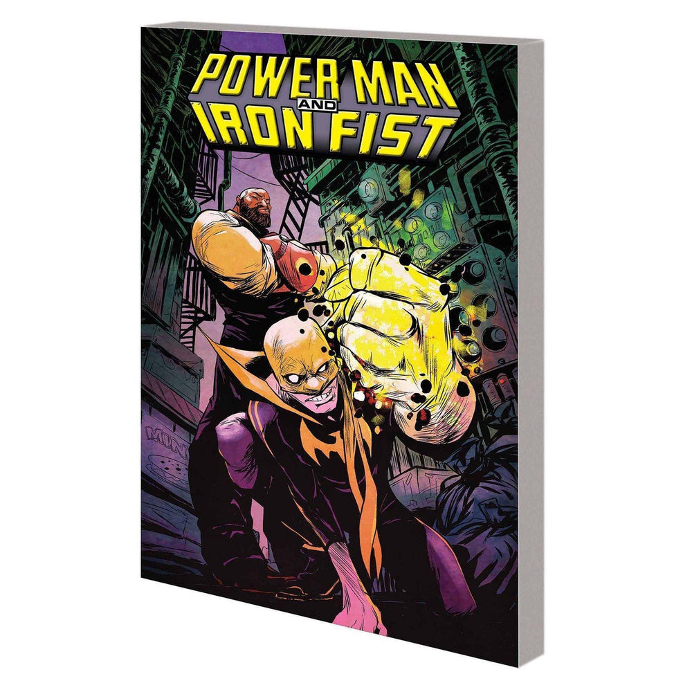 Power Man And Iron Fist TP Vol 01 Boys Are Back In Town-Georgetown Comics