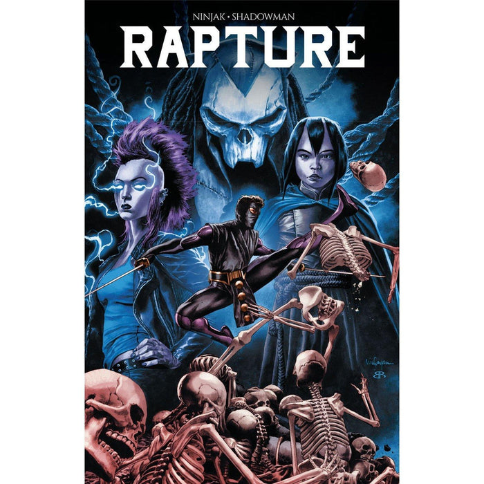 Rapture #1 Cvr A Suayan-Georgetown Comics